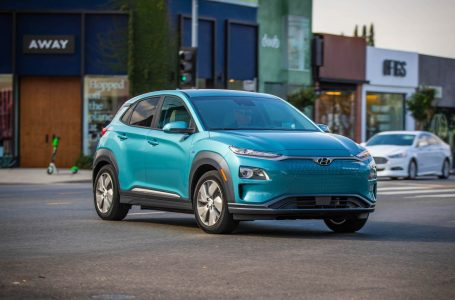 Hyundai Kona Electric Pick Of The Bunch.