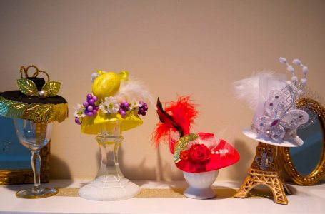 Tips to create STYROFOAM CUP SPRING BONNETS