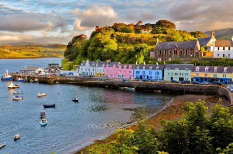 A Travel guide to Scotland is the most beautiful place in the world